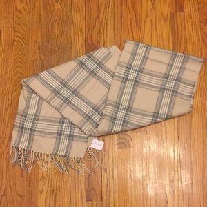 Large J Crew wrap/scarf